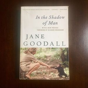 "Jane Goodall ""In The Shadow Of Man"""